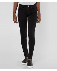 BKE Stella High Rise Skinny Stretch Jean - Black