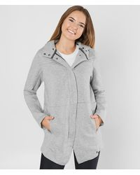 Hurley Winchester Hooded Jacket - Gray