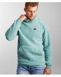 Burton Westmate Fleece Pullover Hoodie - Blue