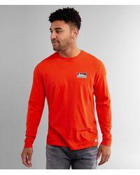 Burton Cloudspeed T-shirt - Orange