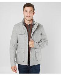 BKE Wool Blend Jacket - Gray