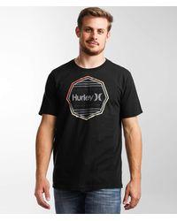 Hurley Everyday Glitch T-shirt - Black