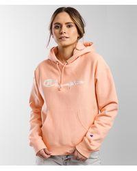 Champion - ® Reverse Weave Hooded Sweatshirt - Lyst