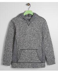 BKE Boys - Mixed Yarn Sweatshirt - Gray