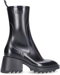 Chloé Boots Black Betty