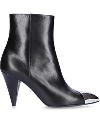Celine Ankle Boots Black Edwinge