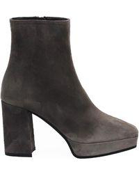 Roberto Festa - Ankle Boots Brown Vaud - Lyst