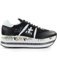 Premiata - Low-top Sneakers Beth - Lyst