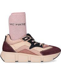 Vic Matié Low-top Sneakers Jump - Natural