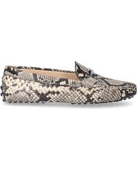 Tod's Moccasins Gommini - Natural