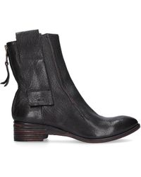 Elia Maurizi Ankle Boots Brown Brighton