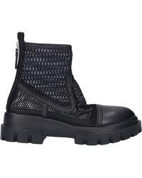 Agl Attilio Giusti Leombruni Ankle Boots Black D756533