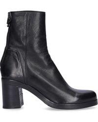 Alberto Fasciani Ankle Boots Black Queen