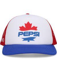 DSquared² Snapback Cap Pepsi Neopren - Red
