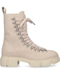 COPENHAGEN Ankle Boots Beige Cph559 - Natural