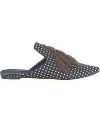 Sanayi 313 Slip On Shoes Cotton - Black