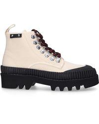 Proenza Schouler High-top Sneakers Ps32051a - Multicolor