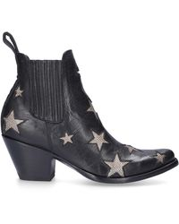 Mexicana Ankle Boots Black Circus 2