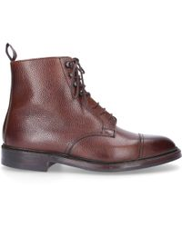 Crockett and Jones Ankle Boots Coniston - Brown