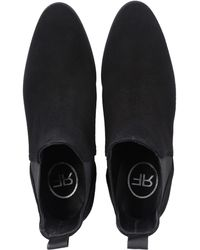 Roberto Festa Ankle Boots Antibes Suede - Black