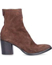 Alberto Fasciani Ankle Boots Brown Ursula