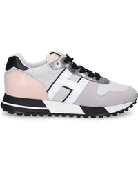 Hogan Sneakers For Women - Grey