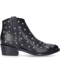 Mexicana Ankle Boots Black Etoile 3