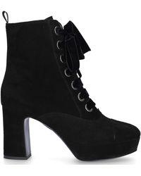 Roberto Festa Ankle Boots Black Lorena