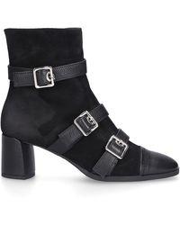 Roberto Festa Ankle Boots Black Artemia