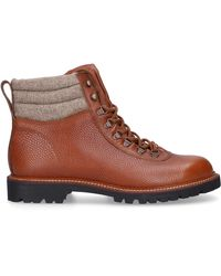 Ludwig Reiter Lace-up Boots S474 Calfskin - Brown
