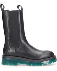 COPENHAGEN Ankle Boots Black Cph1000