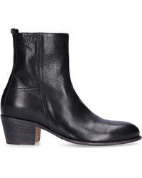 Elia Maurizi Ankle Boots Black Toledo D