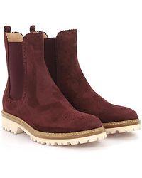 Unützer Ankle Boots Red