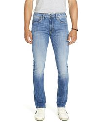 Buffalo By David Bitton Men/'s Evan-X Slim Straight Super Stretch Jeans
