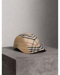 Burberry - Gosha X Duckbill Cap - Lyst