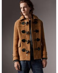 Burberry | The Plymouth Duffle Coat | Lyst