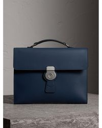 Burberry - The Large Dk88 Document Case - Lyst
