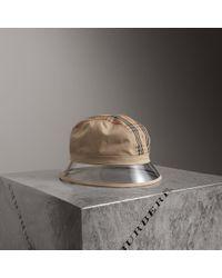 Burberry - 1983 Check Bucket Hat - Lyst