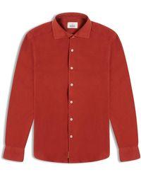 B.D. Baggies Michigan Jersey Shirt - Red
