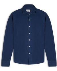 B.D. Baggies Michigan Jersey Shirt - Blue