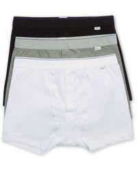Schiesser Karl Heinz Cotton Boxer Short Assorted - Multicolor