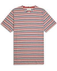 Oliver Spencer Conduit T-shirt Farrell - Multicolour