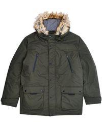 Burton - Big & Tall Khaki Oak Parka Jacket - Lyst
