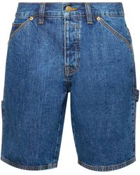 Burton Blue Dad Carpenter Shorts