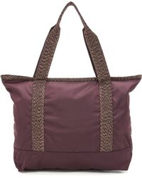 Bensimon - Zipped Tote - Plum - Lyst