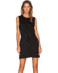 Cheap Monday Bonita Sweat Dress - Lyst