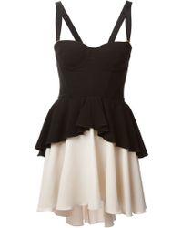 Maria Lucia Hohan 'Hohan Lotye' Bustier Dress - Lyst