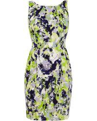 Coast Elma Print Dress - Lyst