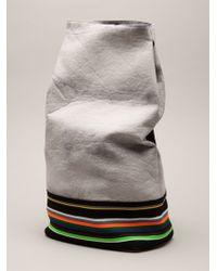 Raf Simons Soft Shoulder Bag - Lyst