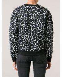 Stine Goya - 'gira' Embroidered Sweatshirt - Lyst